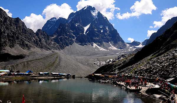 manimahesh lake trek bharmour